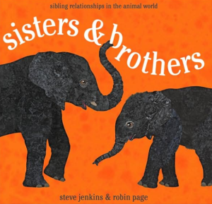 """sisters & brothers"" book cover"