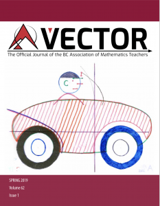 Cover image for the latest issue of Vector magazine